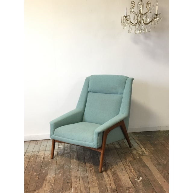 Mid-Century Dux Style Lounge Chair For Sale - Image 11 of 11