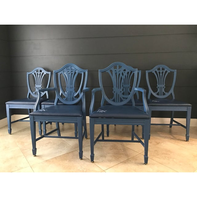 Chippendale Style Dining Chairs - Set of 6 - Image 2 of 6