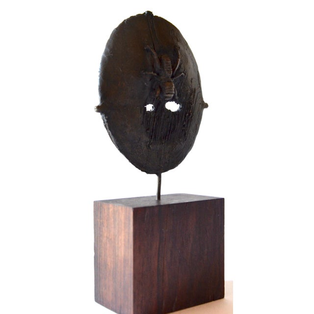 Mid 20th Century Mid Century Modern Bronze Sculpture, France 1960s For Sale - Image 5 of 7