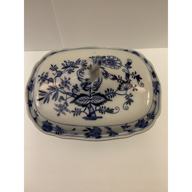Late 19th Century Antique Cauldon Vegetable Serving Dish Set - 3 Pieces For Sale - Image 11 of 13