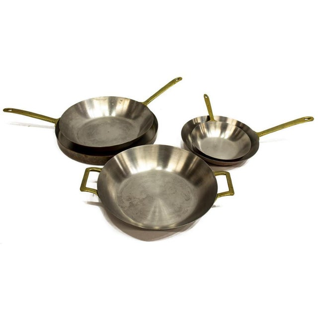 Vintage copper and stainless steel cookware. High collectible Paul Revere limited edition. Excellent condition and ready...