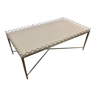 Modern Marquesa Cocktail Table For Sale