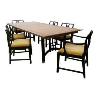 Michael Taylor for Baker Dining Set - 7 Pieces For Sale