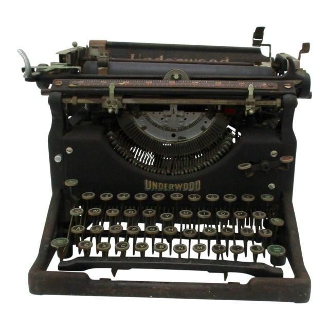 Antique Underwood Typewriter - Image 1 of 11