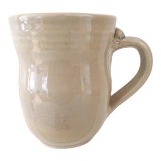 Organic Modern Potters Mug For Sale