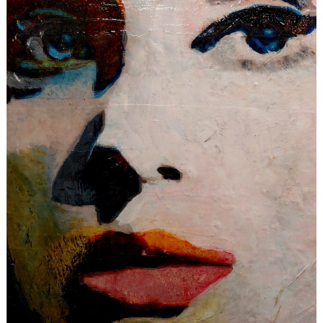 Sonia Gold - Portrait of Adele - Beautiful Oil Painting For Sale - Image 4 of 10