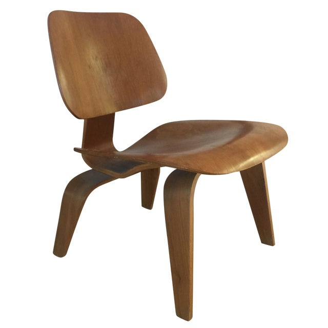 Eames LCW 1948 Evans Production Chair For Sale