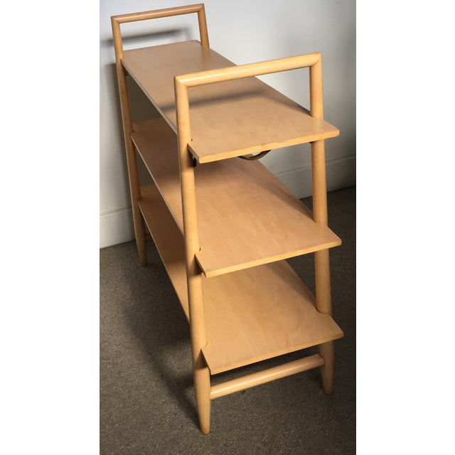 Mid-Century Modern 1960s Contemporary Edmond Spence Bookshelf For Sale - Image 3 of 12
