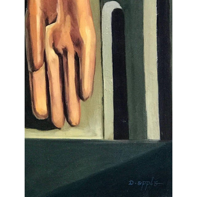 "Mid 20th Century After Gorgio De Chirico ""The Song of Love"" For Sale - Image 5 of 10"