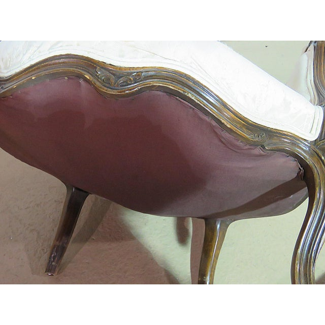 Louis XV Style Bergere - Image 10 of 11