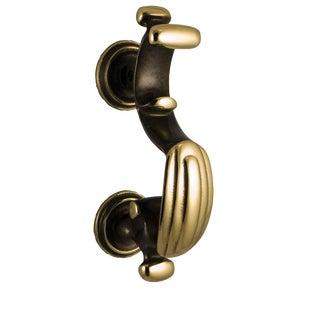 Brass Doctor's Door Knocker