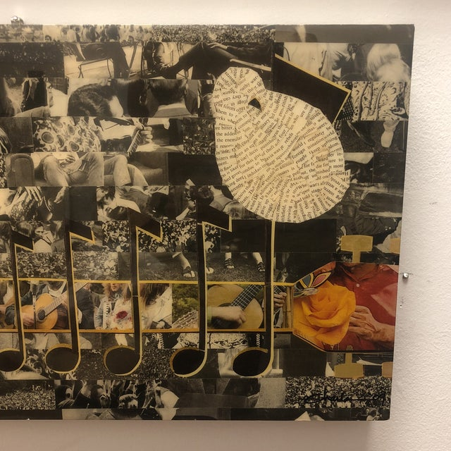 2010s Original Magazine Collage by Charla Steele For Sale - Image 5 of 13