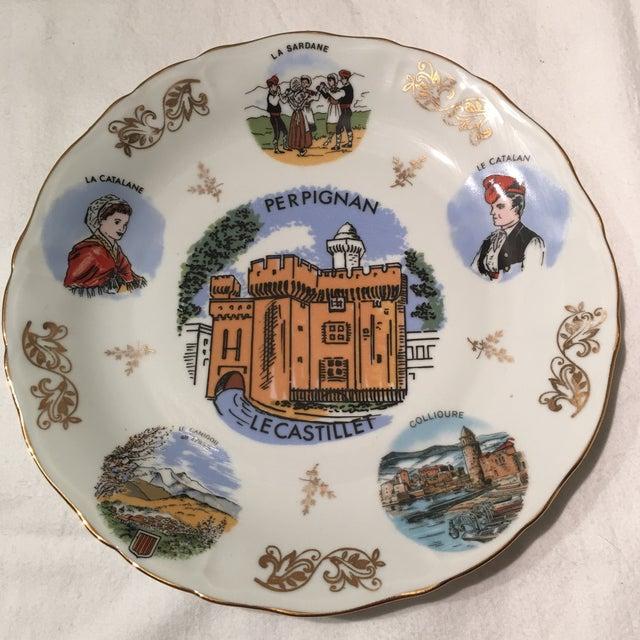 Vintage Limoges Veritable Porcelain Plate - Image 2 of 5