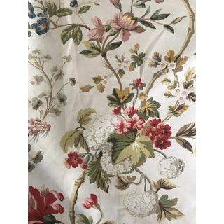 Scalamandre Scalamandre Giamaican Fabric- 9 1/2 Yards For Sale