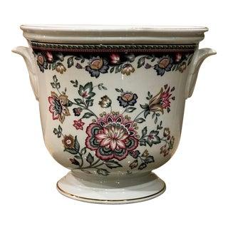 Vintage Mid Century Cache Pot For Sale