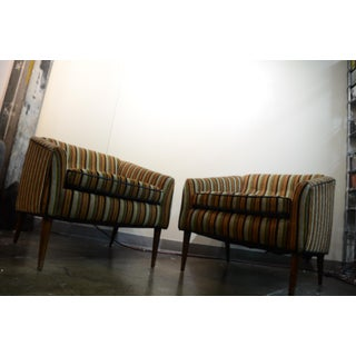 Mid - Century Modern Chairs- a Pair Preview