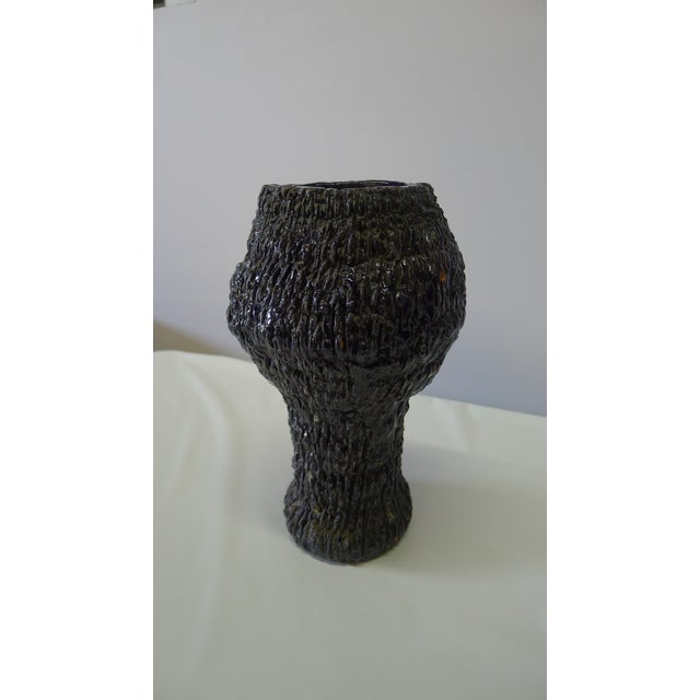 Contemporary Organic Modern Vase For Sale - Image 3 of 8