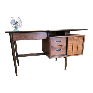 Mid Century Mainline Hooker Writing Desk For Sale