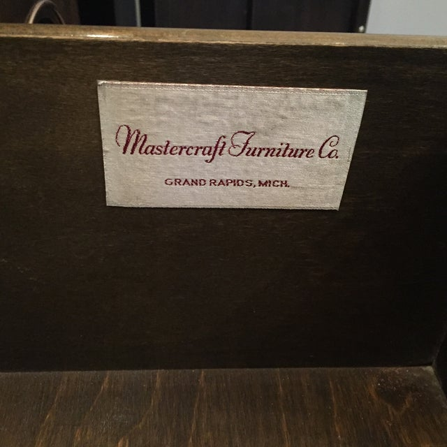 Mastercraft Display Cabinet by Bernhard Rhone - Image 7 of 9