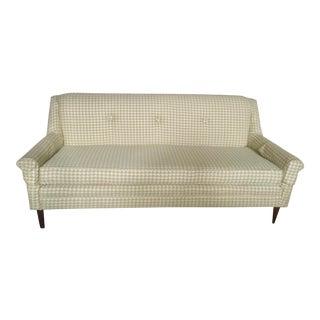 Vintage Mid Century FlexSteel Sofa For Sale