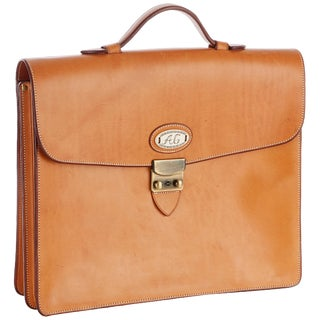 Bole Tannery Briefcase, Sweden For Sale