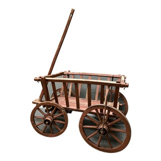 Antique Hay Wagon For Sale