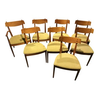 Kipp Stewart Drexel Declaration Chairs - Set of 8