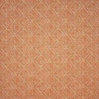 "Sunbrella ""Mandela Rust"" Indoor/Outdoor Upholstery Fabric by the Yard"