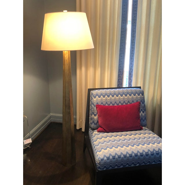 E.F. Chapman for Visual Comfort Fluted Spire Floor Lamp For Sale In Washington DC - Image 6 of 11