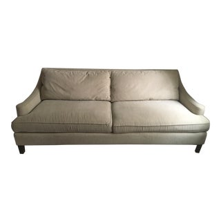 Modern Abc Carpet Cobble Hill Sofa For Sale