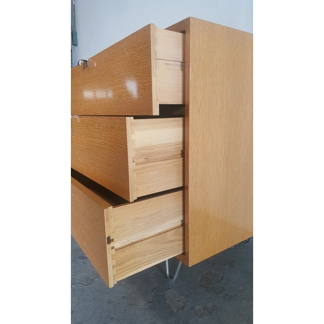 1960s 1960s Mid Century Modern George Nelson for Herman Miller Chest of Drawers For Sale - Image 5 of 10