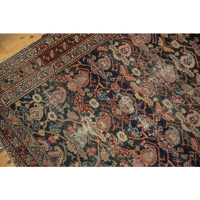 "Antique Fine Malayer Rug - 4'1"" X 6'4"" For Sale - Image 9 of 13"