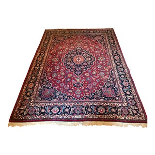 Early 20th Century Antique Persian Rug - 10′3″ × 13′9″ For Sale