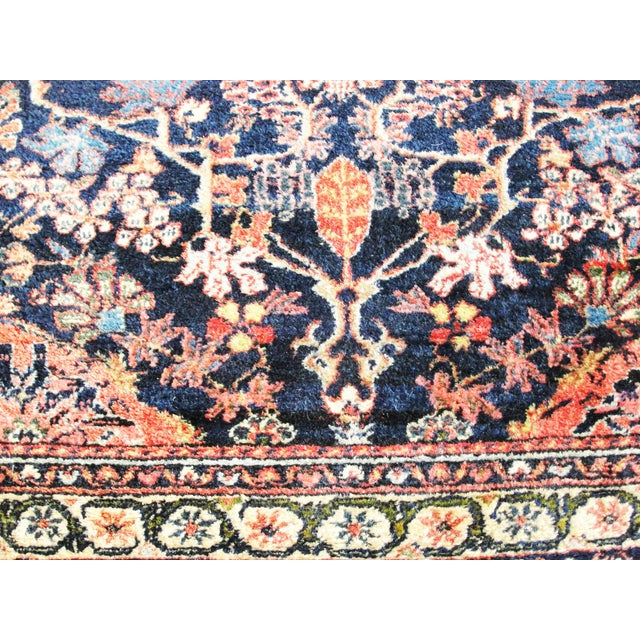 Early 20th Century Antique Persian Bakhtiari Runner For Sale - Image 5 of 12