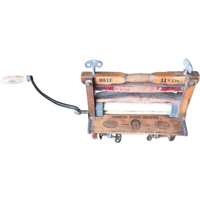 Decorative Primitive Ringer Washer - Image 1 of 8