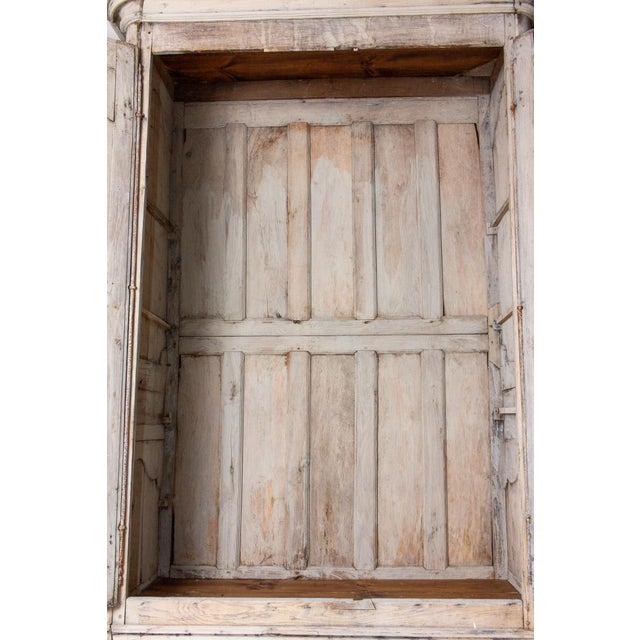 19th Century Antique French Oak Armoire For Sale - Image 10 of 13