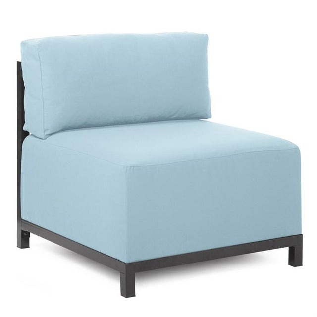 Modern Urban Patio 4 Pc Sectional Sofa from Kenneth Ludwig Chicago For Sale - Image 3 of 5