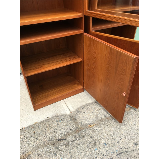 Danish Modern Bookshelves - A Pair - Image 11 of 11