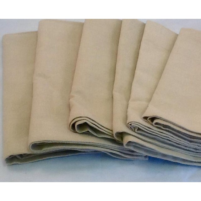 Z Gallerie Cotton Napkins - Set of 6 - Image 3 of 7