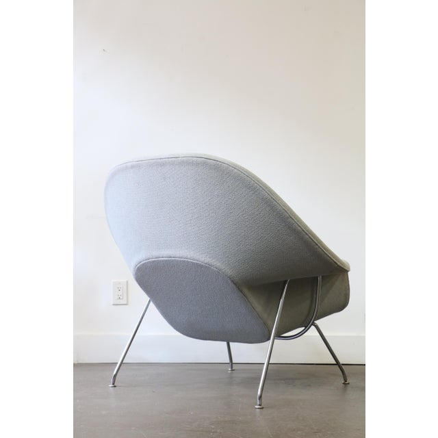 2010s Pair of Knoll Womb Chairs by Eero Saarinen For Sale - Image 5 of 12