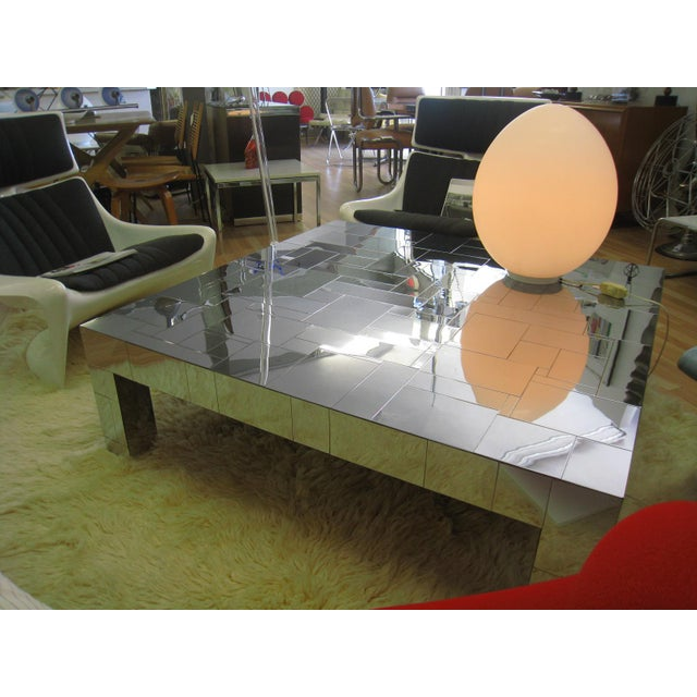 1970s Paul Evans Cityscape Coffee Table For Sale - Image 5 of 13