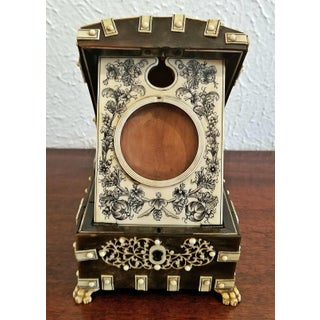 18th Century Anglo-Indian Vizigapatam Pocket Watch Display Box Preview
