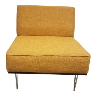 """Mid-Century Style """"Percy""""Lounge Chair For Sale"""