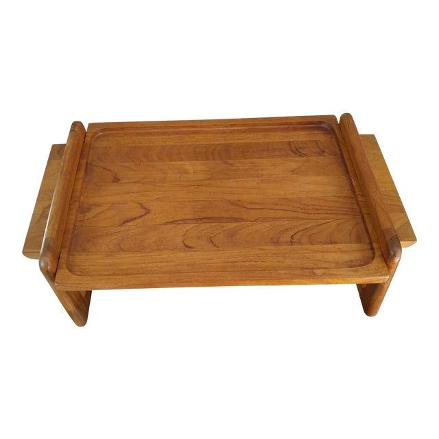 Dansk Teak Breakfast Tray - Image 1 of 4