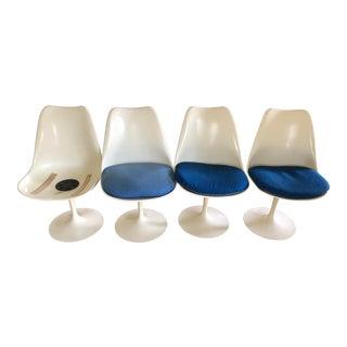 Knoll Saarinen Tulip Chairs - Set of 4
