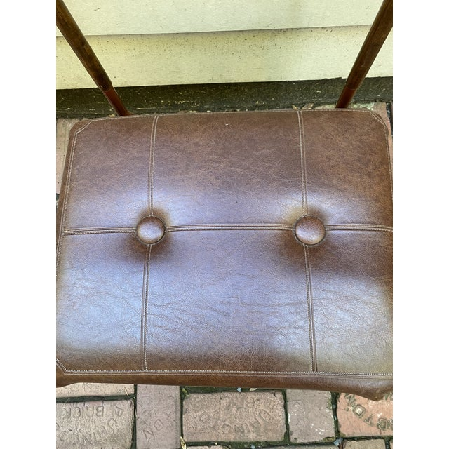 Mid-Century Modern Mid Century Pearl-Wick Valet Stand For Sale - Image 3 of 6