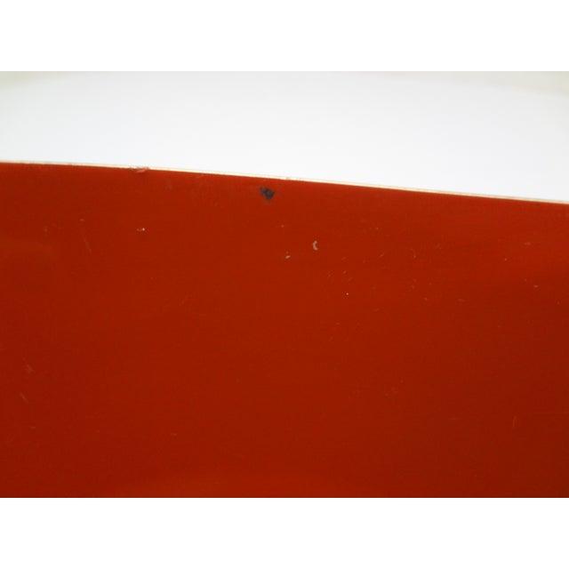 Mid-Century Modern Gorham Donald Colflesh Brass Enamel Bowl For Sale - Image 9 of 10