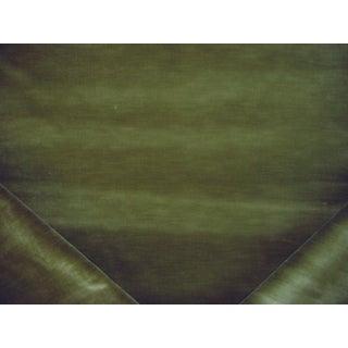 3-1/8y Holly Hunt 1702/06 Vanity Fair Fresh Velvet Drapery Upholstery Fabric For Sale