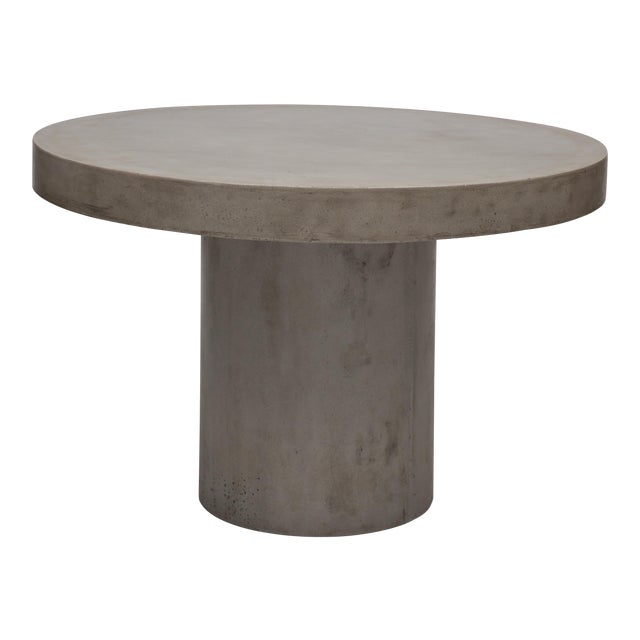 Nevaeh Dining Table - Dark Grey For Sale