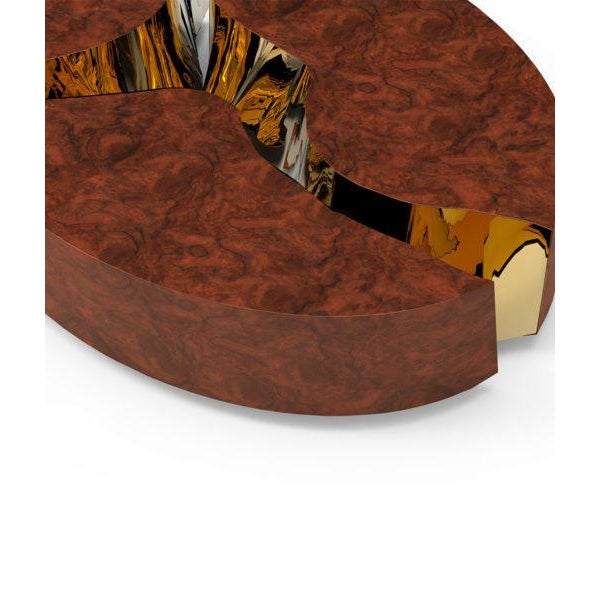 Covet Paris Lapiaz Oval Sideboard For Sale - Image 4 of 8
